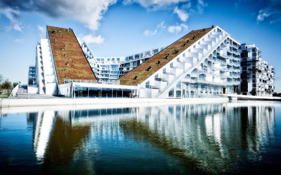8 tallet Ørestad – Bjarke Ingels