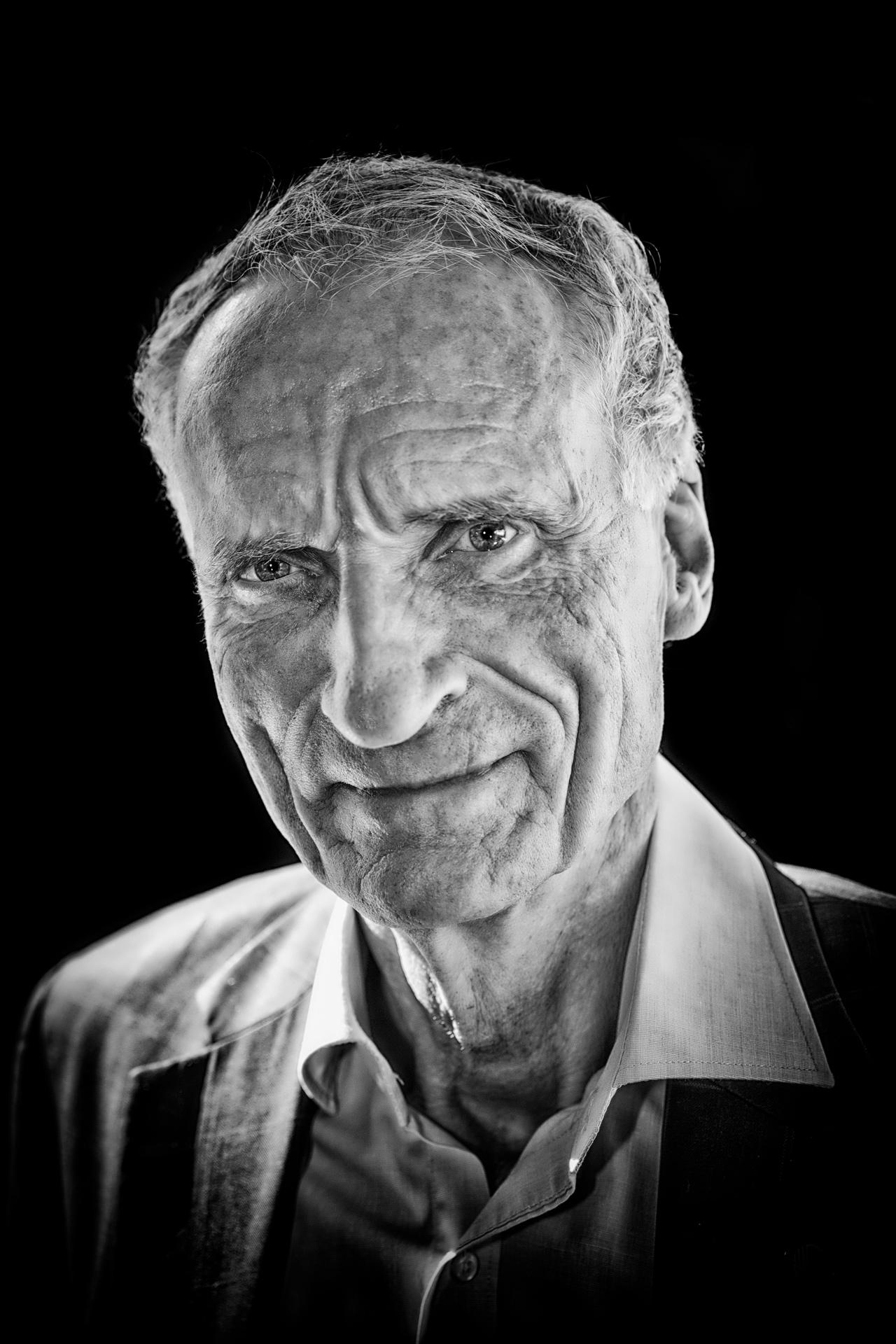 Bertel Haarder, Portrætfotograf, minister, folketinget, københavn