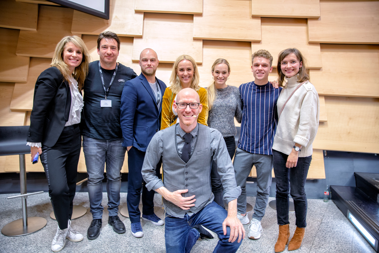 Influencer, bigum, rasmus, brohave, julie, Oelgaard, laura, christiensen, neel, roenholt, konference