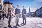 Christian Freitag, Grete Christensen, Susanne Friis