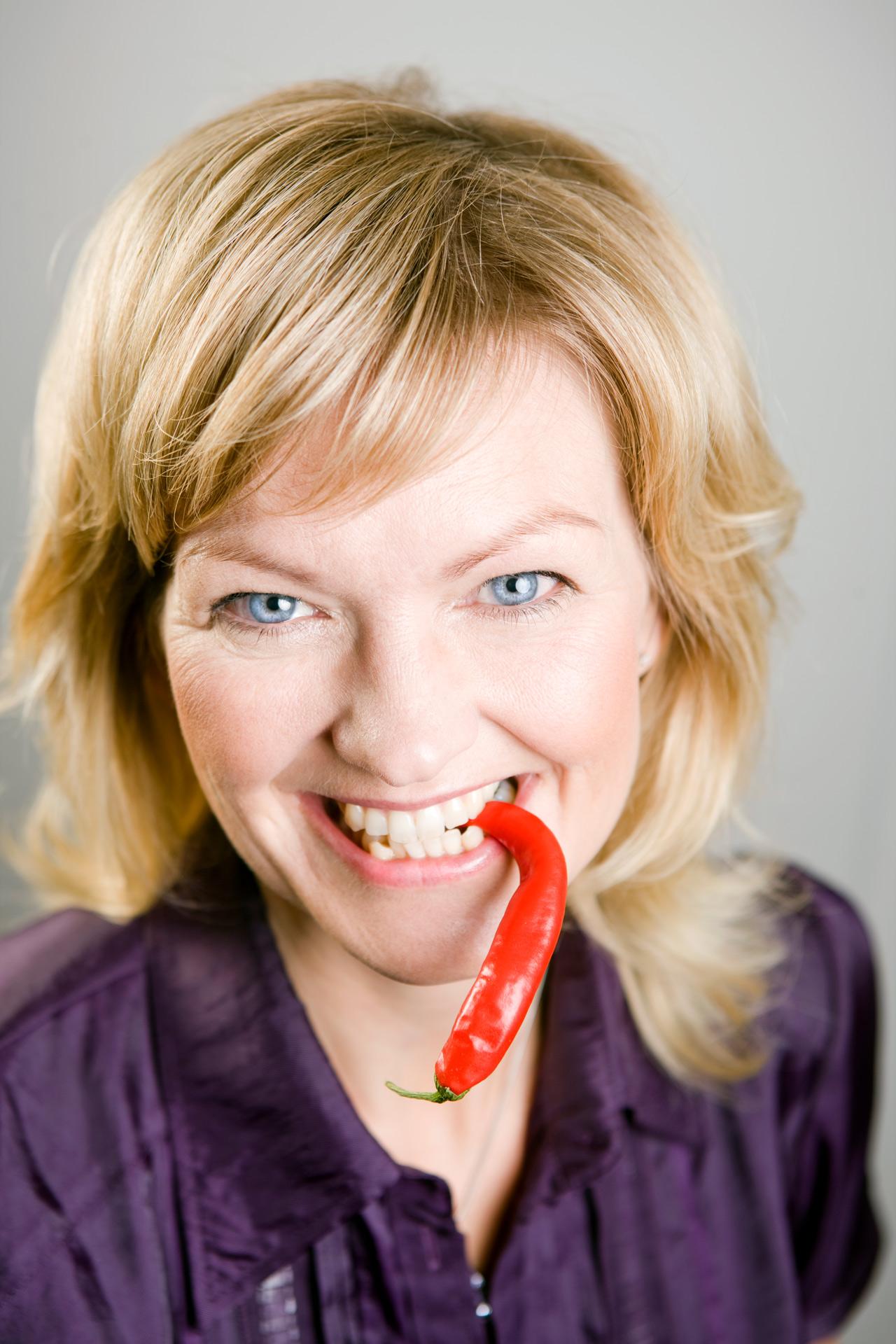 Eva Kjer Hansen, Venstre, Portrætfotograf, minister, chilli, København