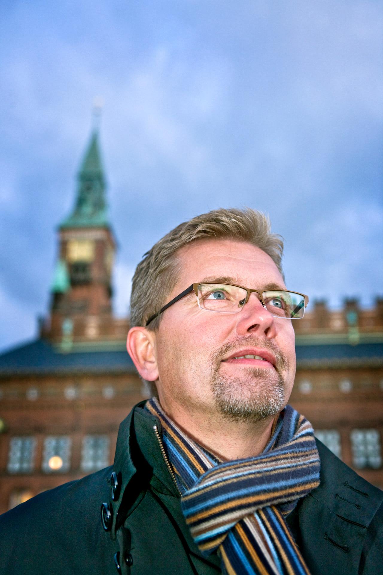 Frank Jensen, Portrætfotograf, København