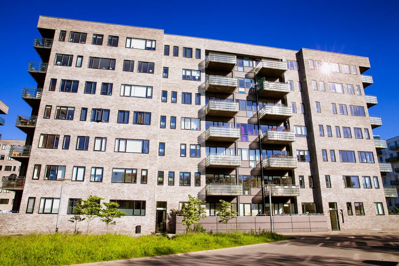 Gyngemose Parkvej, Etageblok, husleje, lejelighed, Søborg, Airbnb, arkitekturfotograf