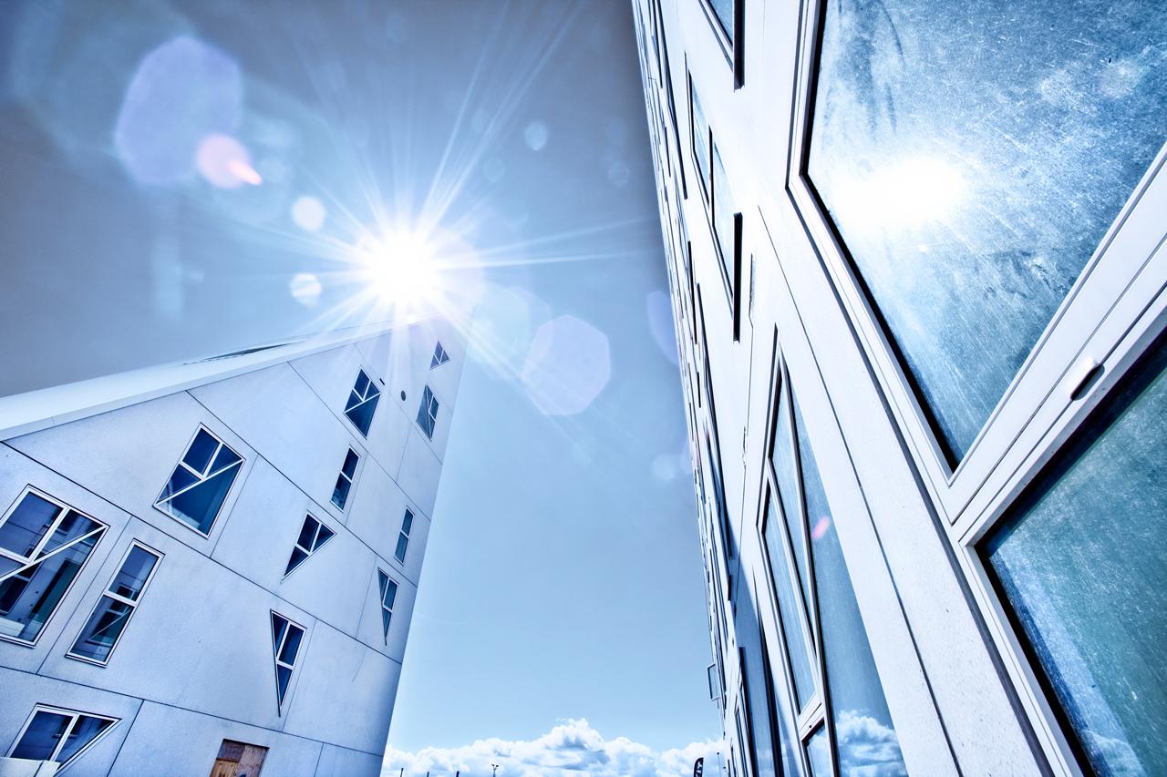 Isbjerget, aarhus, lejlighed, airbnb, arkitekturfotograf, CEBRA, PensionDanmark