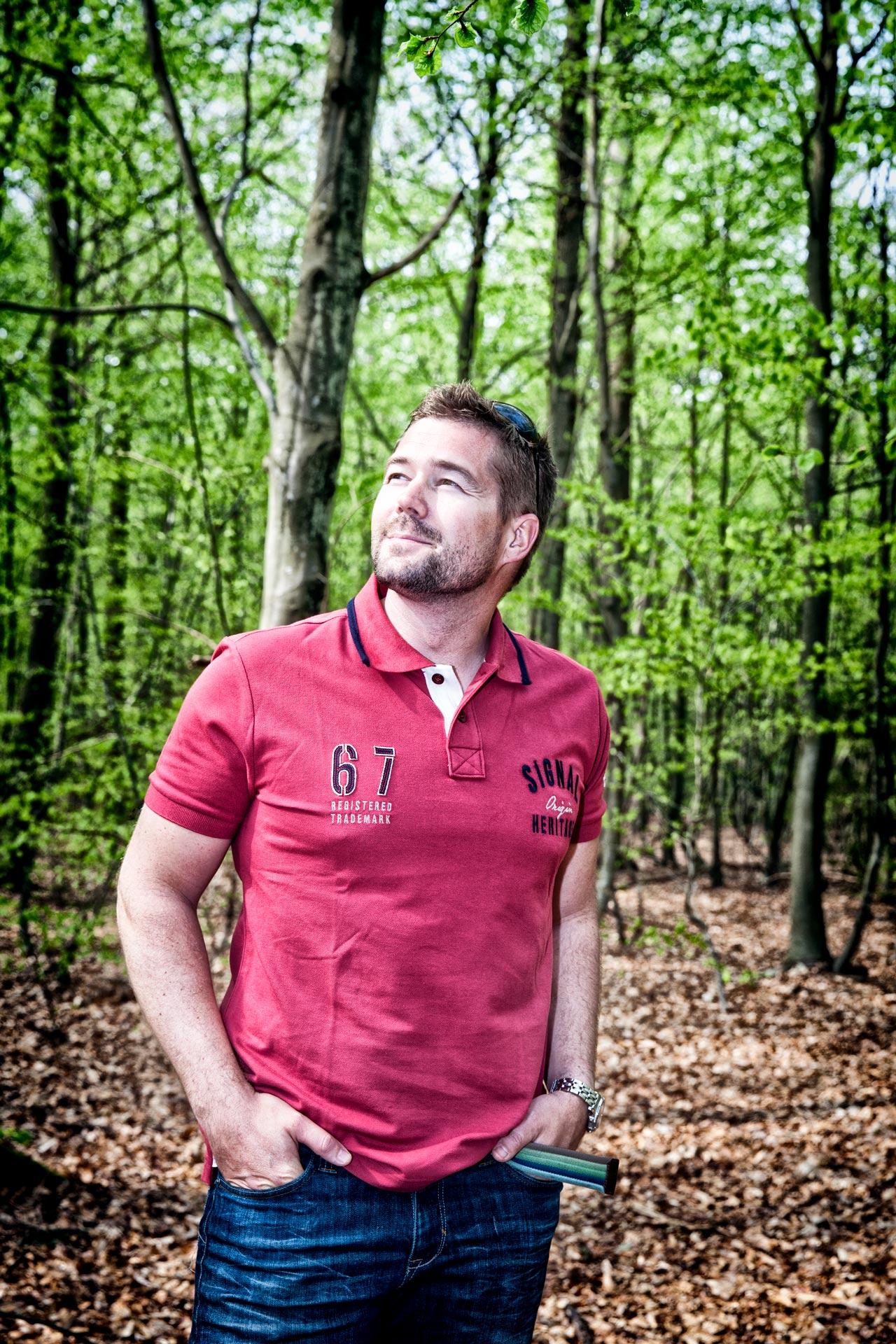 Johannes Langkilde, licenshest, dr, tv2, journalist, Portrætfotograf
