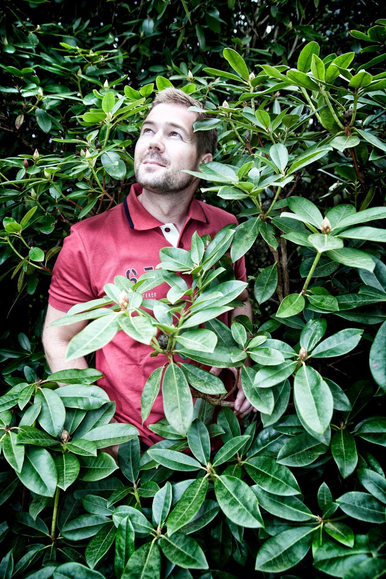 Johannes Langkilde, licenshest, dr, radio, tv2, journalist, Portrætfotograf