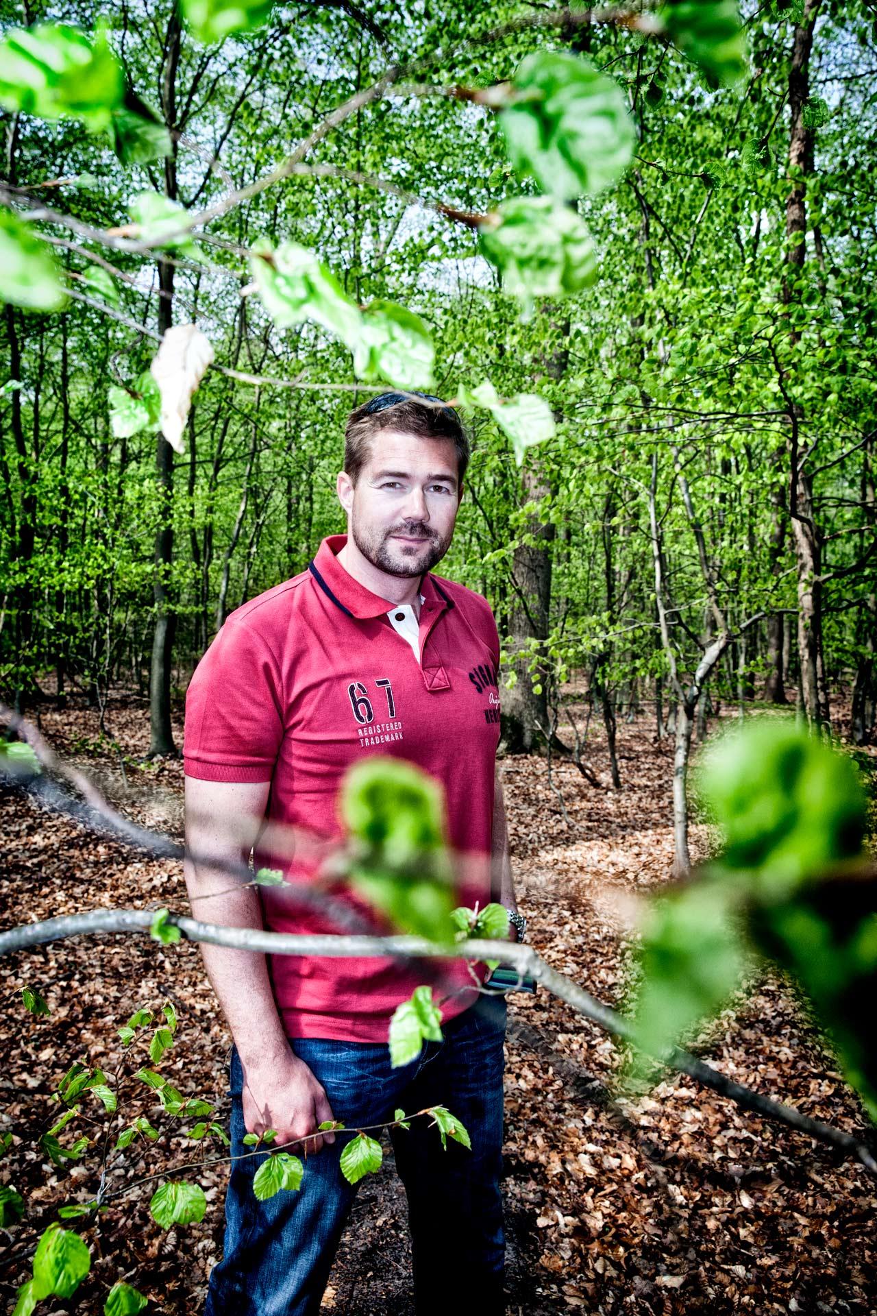 Johannes Langkilde, licenshest, dr, tv2, journalist, Portrætfotograf, hest