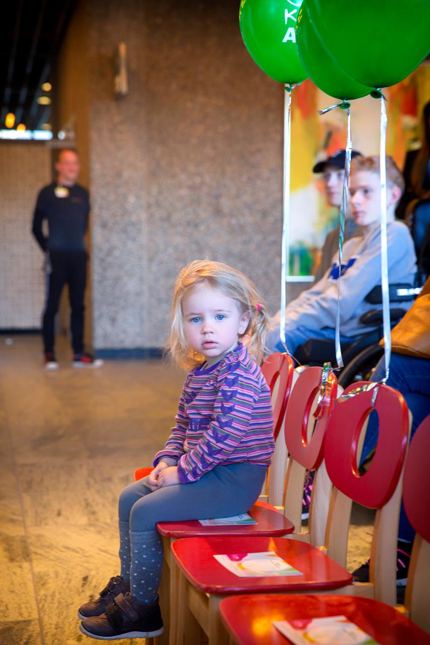 Nicklas Sahl, børn, ballon, koncert