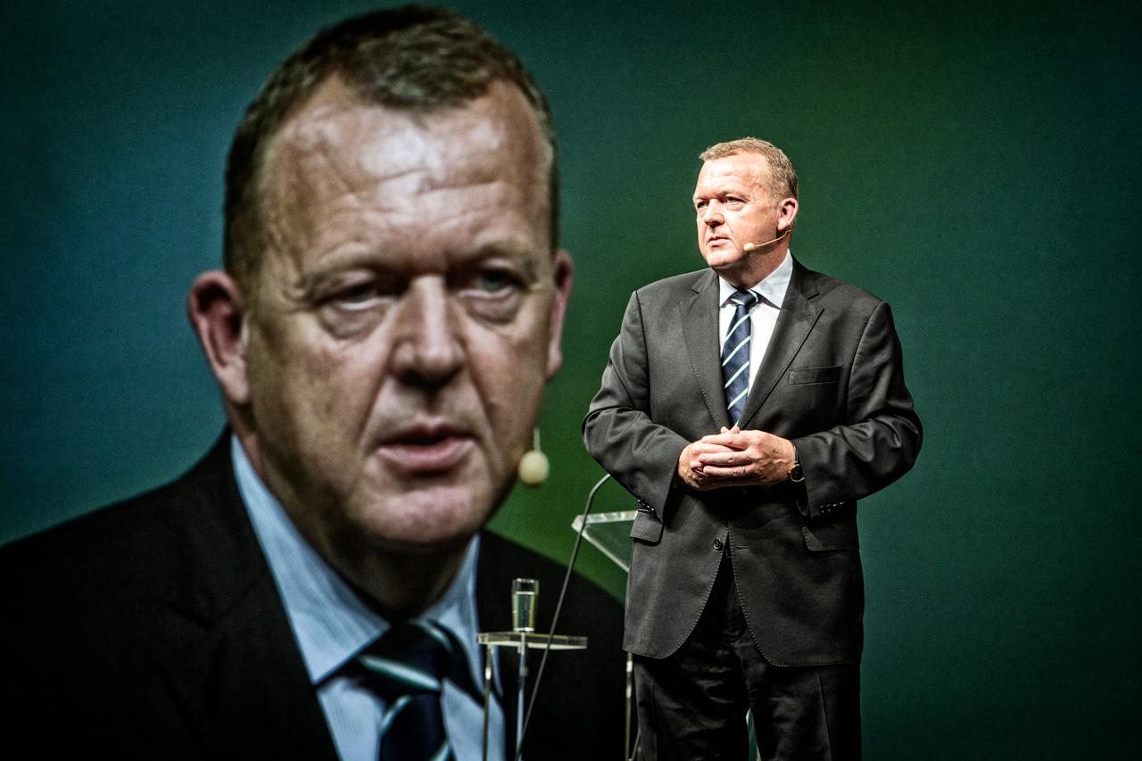 Lars, Loekke, Rasmussen, topmoedet, København, konference, fotograf, dansk, industri