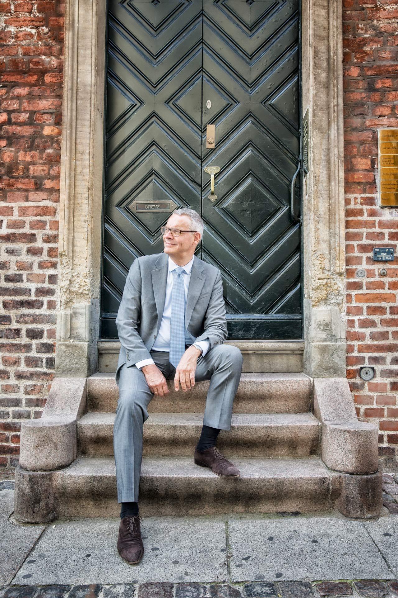 Martin Næsby, erhvervsportræt, københavn, hovedsæde