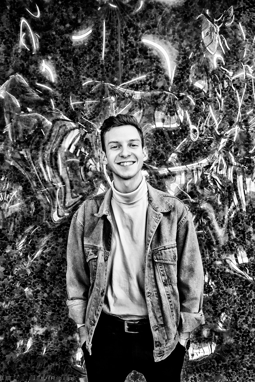 Nicklas Sahl, portratfotografi, sanger, hitmager