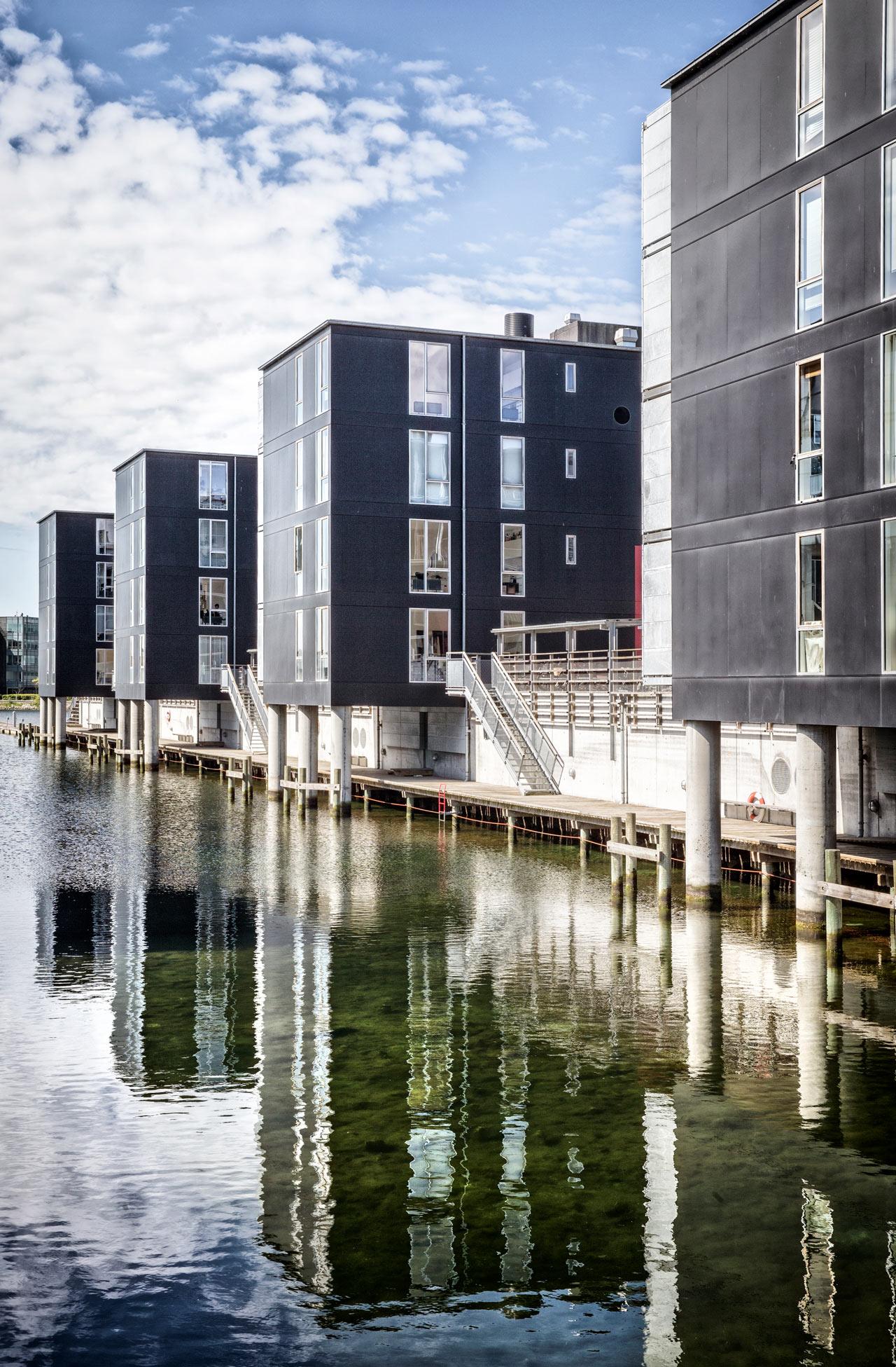 Peter Holms vej, Airbnb, Lejelejligheder, København, arkitekturfotograf