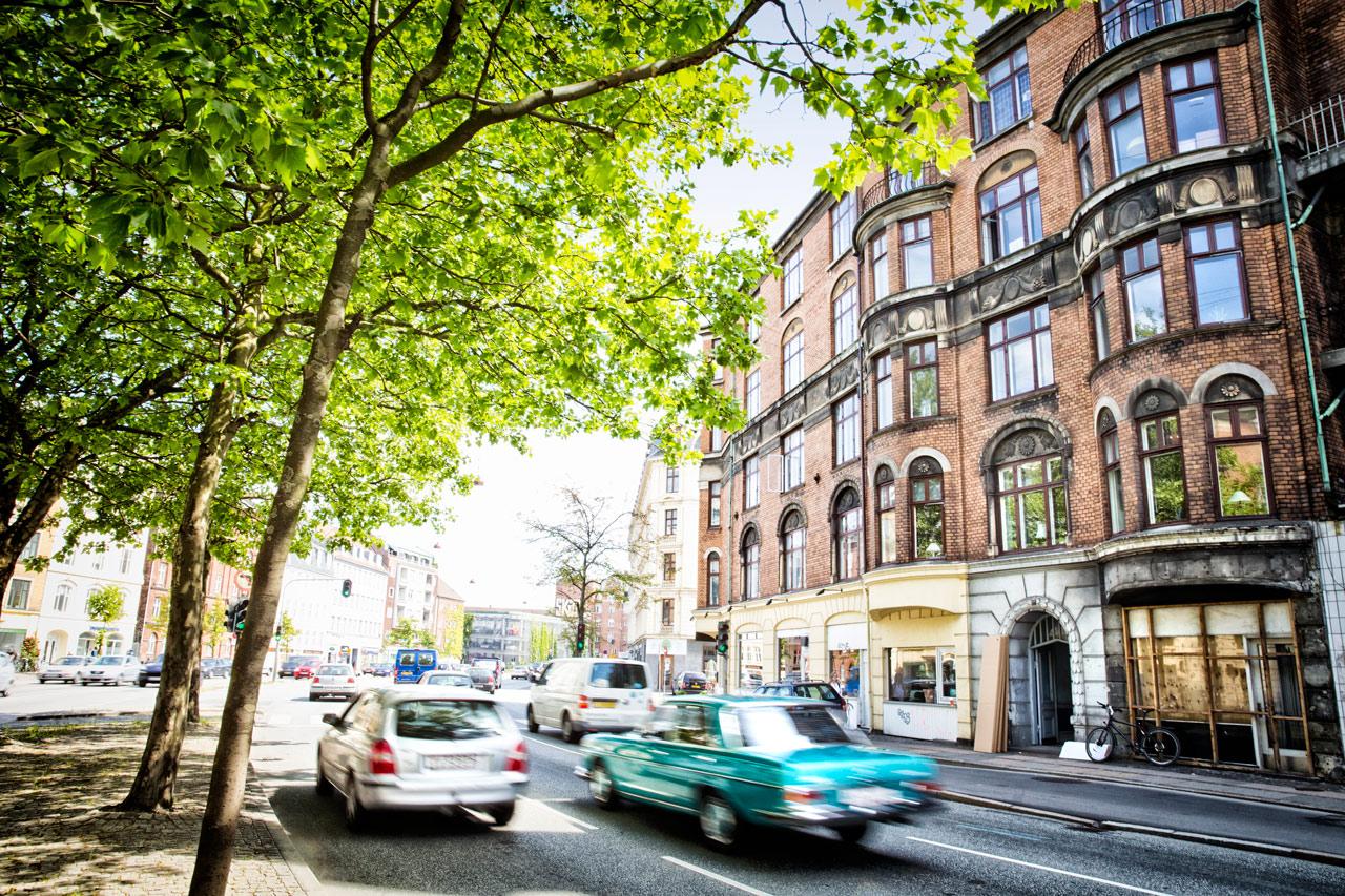 Aaboulevarden, København, lejelighed, airbnb