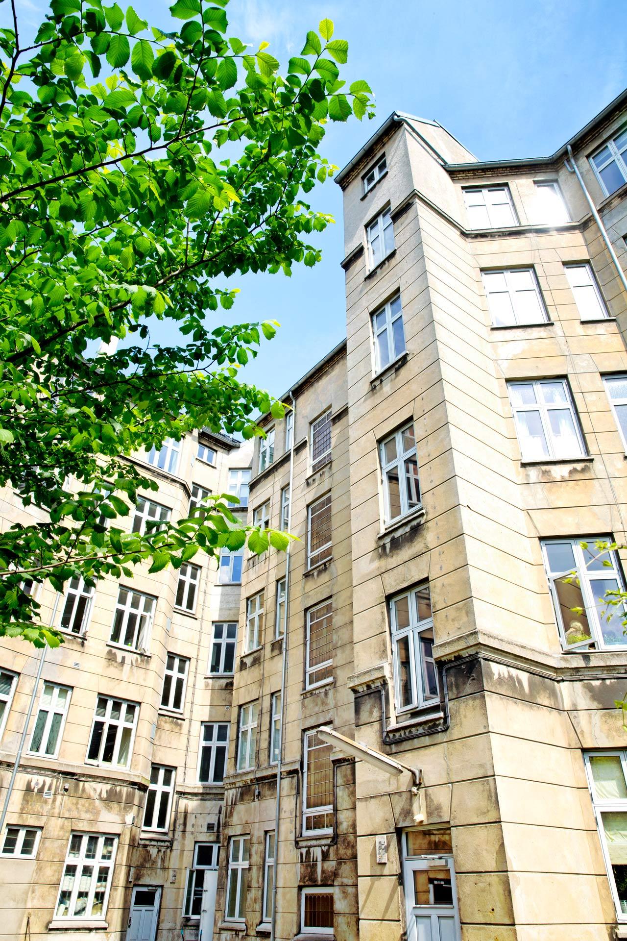 husleje, etager, Lejligheder, bytte, airbnb, rengøring, service, facade, maling