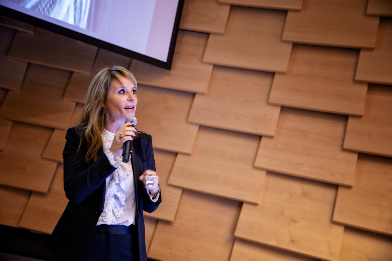 Influencer, Elisa, Lykke, bigum, konference