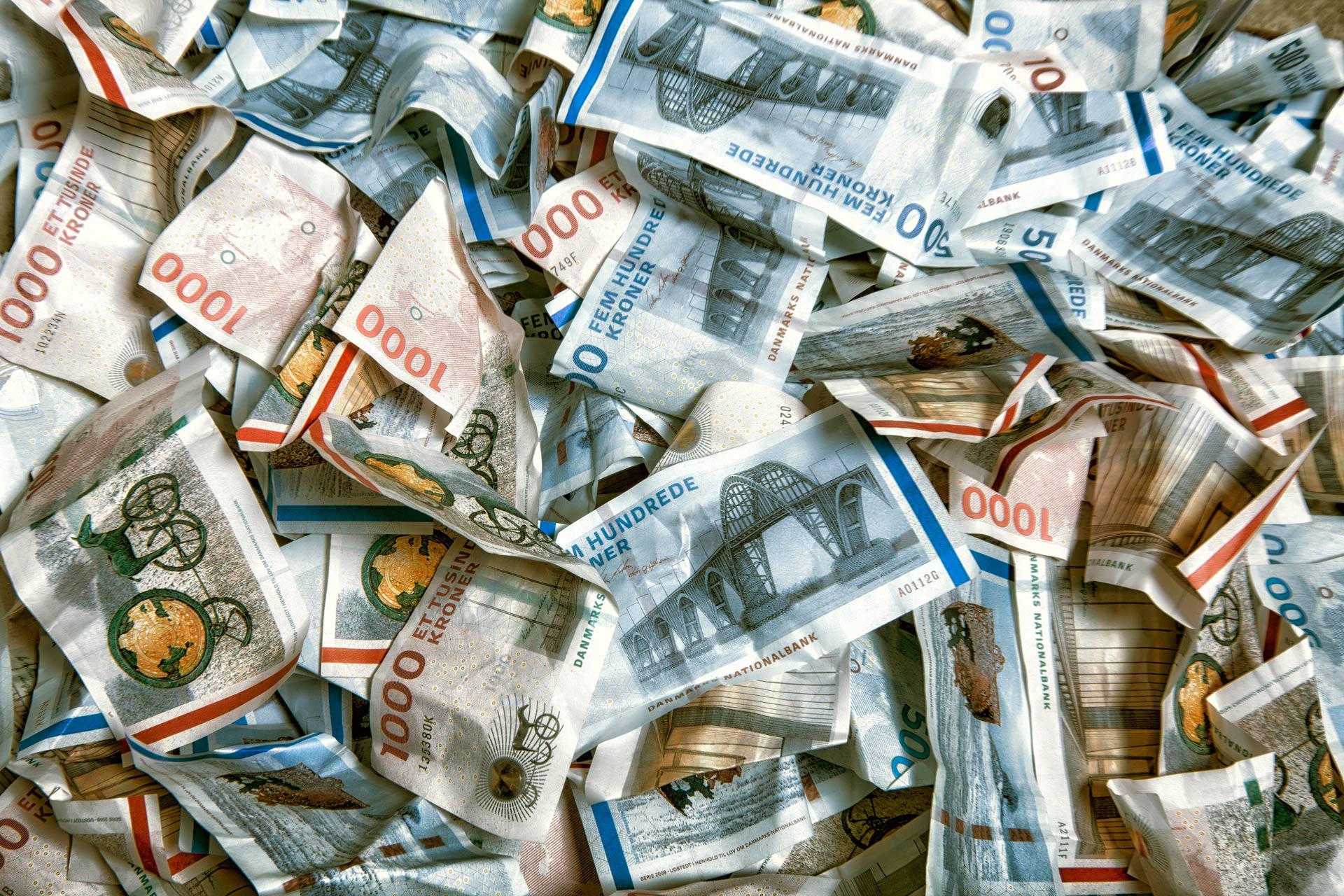 pengesedel, lån, renter, nationalbanken, husleje